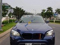 Bán BMW X1 năm 2016, màu xanh lam, nhập khẩu nguyên chiếc