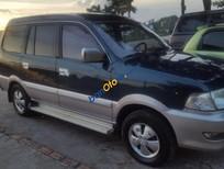 Cần bán gấp Toyota Zace GL sản xuất 2005, màu xanh lam, 256 triệu