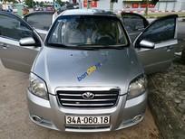 Bán Daewoo Gentra năm sản xuất 2007, màu bạc, giá tốt