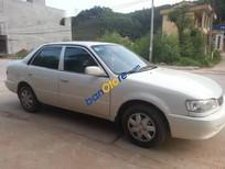 Cần bán gấp Toyota Corolla 1.3 đời 2000, màu trắng