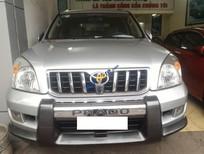 Bán xe Toyota Prado 2.7 GX đời 2007, màu bạc, nhập khẩu nguyên chiếc, 799 triệu