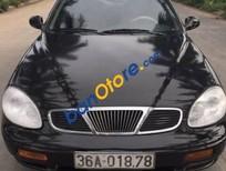 Bán Daewoo Leganza năm 2001, màu đen, nhập khẩu nguyên chiếc