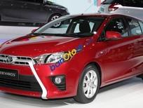 Khuyến mãi khủng 0% lãi suất khi mua xe Toyota Yaris 1.5G New 2017, nhập khẩu, hộp số vô cấp
