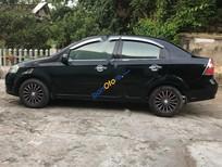 Cần bán xe Daewoo Gentra sản xuất 2007, màu đen giá cạnh tranh