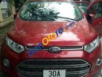 Bán Ford EcoSport AT đời 2015, màu đỏ chính chủ