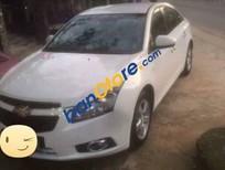 Cần bán Chevrolet Cruze MT đời 2014, màu trắng giá cạnh tranh