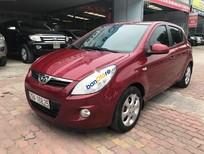 Bán Hyundai i20 sản xuất 2011, màu đỏ, nhập khẩu nguyên chiếc, giá chỉ 359 triệu