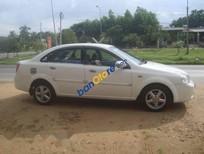 Cần bán Daewoo Lacetti MT sản xuất 2004, màu trắng, nhập khẩu nguyên chiếc, giá chỉ 185 triệu