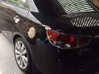 Cần bán lại xe Kia Forte 1.6AT đời 2011, màu đen số tự động