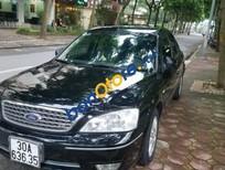 Bán xe Ford Mondeo V6 2.5 AT năm 2007, màu đen