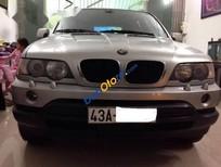 Bán BMW X5 sản xuất 2003, màu bạc, nhập khẩu, giá chỉ 345 triệu