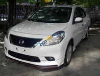 Bán ô tô Nissan Sunny XV -SG đời 2017 (PremiumS), màu trắng, Hotline: 0905.157.658