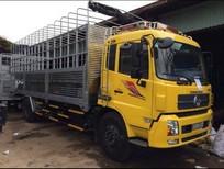 Bán xe Dongfeng 4 chân 17.9 tấn nhập khẩu trả góp qua ngân hàng