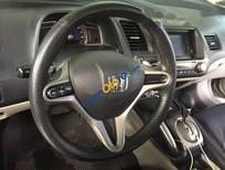 Cần bán Honda Civic 2.0 đời 2008, màu ghi vàng