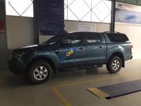 Bán xe Ford Ranger XLS 2.2L 4x2 AT sản xuất 2014, màu xanh thiên thanh