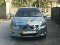 Cần bán Toyota Vios E năm sản xuất 2012, màu bạc, giá tốt