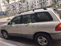 Bán ô tô Hyundai Santa Fe Gold đời 2003, màu bạc, xe nhập xe gia đình, giá chỉ 270 triệu