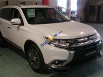 Bán Mitsubishi Outlander 2.0 CVT màu trắng, nhập khẩu, có bán trả góp - liên hệ 0906.884.030