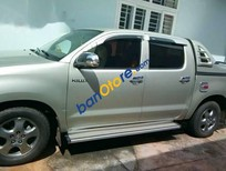 Cần bán xe Toyota Hilux 2.5E đời 2012, màu bạc, nhập khẩu Thái Lan, giá chỉ 415 triệu
