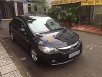 Cần bán Honda Civic 1.8AT đời 2012, màu đen số tự động, giá tốt