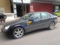 Cần bán lại xe Mercedes C200 2007, màu đen