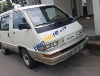 Bán Toyota Van Van MT đời 1987, xe chính chủ