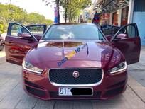 Bán Jaguar XE 2016, màu đỏ, nhập khẩu