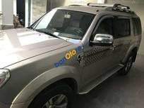 Cần bán xe Ford Everest Limited 2011, màu bạc số tự động