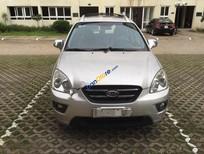 Bán Kia Carens đời 2007, màu bạc, xe được bảo dưỡng đúng thời hạn hồ sơ lưu trữ đầy đủ
