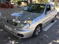 Cần bán gấp Daewoo Lanos sản xuất 2004, màu bạc