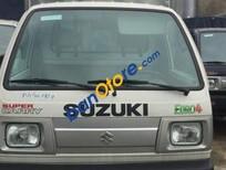 Bán Suzuki Super Carry Truck 1.0 MT sản xuất năm 2017, màu trắng, giá tốt
