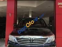 Cần bán lại xe Toyota Fortuner G 2013, màu đen, giá chỉ 790 triệu