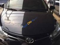 Bán ô tô Toyota Vios E đời 2015, màu đen, giá tốt