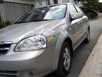 Bán Daewoo Lacetti EX đời 2010, màu bạc xe gia đình