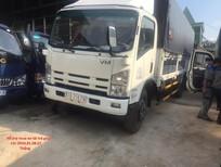 Xe tải Isuzu/ xe isuzu 8 tấn/ isuzu 8,2 tấn/ xe tải isuzu thùng mui bạt/ giá rẻ