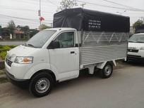 Cần bán xe tải Suzuki 7 tạ, Suzuki 750kg, màu trắng, nhập khẩu chính hãng, xe giao ngay LH: 0985.547.829