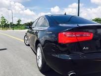 Bán Audi A6 2.0 TFSI đời 2012, màu đen