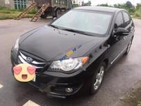 Cần bán gấp Hyundai Avante 1.6 AT đời 2013, màu đen