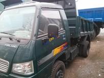 Xe ben tải trọng 1 tấn, màu xanh rêu (2 khối) tại Hải Phòng FLD250c 0936766663