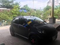 Bán BYD F0 đời 2011, màu đen, xe nhập