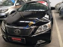 Bán xe Toyota Camry 2.5Q đời 2014, màu đen