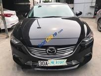 Bán ô tô Mazda 6 2.5 đời 2015, màu đen