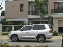 Cần bán Lexus LX 570 đời 2009, màu bạc, nhập khẩu nguyên chiếc