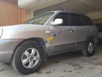 Bán Hyundai Santa Fe Gold đời 2004, màu bạc, xe nhập, 275tr