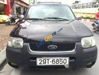 Cần bán lại xe Ford Escape XLT đời 2003, màu đen số tự động, 185tr