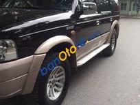 Cần bán xe Ford Everest MT đời 2007, màu đen số sàn, 305tr