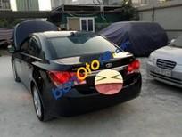 Chợ xe 68 bán Daewoo Lacetti CDX đời 2011, màu đen