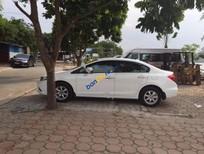 Bán Honda Civic sản xuất 2012, màu trắng, xe biển Hà Nội rất đẹp
