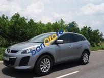 Cần bán Mazda CX 7 2.5 AT sản xuất năm 2010, màu bạc, nhập khẩu