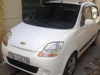 Cần bán xe Chevrolet Spark LT 2009, màu trắng, giá tốt